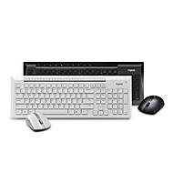 Original Rapoo X336/8200P 5.0G Wireless Optical Gaming Keyboard & Mouse Set Waterproof USB Wireless Combo