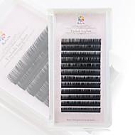 halpa -A box has 12 rows of eyelashes ripsien Silmäripsi Yksittäiset irtoripset Silmät / Silmäripsi Luonnollisen pitkät Pidennetty / Suurennettu