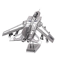 お買い得  おもちゃ & ホビーアクセサリー-3Dパズル / ジグソーパズル / メタルパズル 戦闘機 楽しい クラシック ギフト