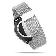 роскошный ремень петля милански для Samsung Gear s3 классический ремешок для часов