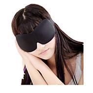 お買い得  トラベル小物-旅行用アイマスク 3D 旅行用睡眠グッズ シームレス 通気性 1セット のために 旅行