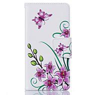 Для Кейс для Huawei / P9 / P9 Lite Бумажник для карт / Флип Кейс для Чехол Кейс для Other Мягкий Искусственная кожа HuaweiHuawei P9 /