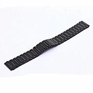 Недорогие Аксессуары для смарт-часов-Ремешок для часов для Gear S3 Classic Samsung Galaxy Классическая застежка Металл Нержавеющая сталь Повязка на запястье