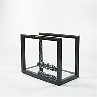 cheap Toys & Hobbies-The new table with mirror balls Newton's Cradle gifts Decoration