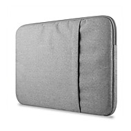 "billige MacBook etuier & MacBook tasker & MacBook covers-Hylster tekstil Tilfælde dække for 11.6 tommer (ca. 29cm) 12.2 "" 13.3 '' 15.4 ''MacBook Pro 15-tommer MacBook Air 13-tommer MacBook Pro"