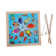 ξύλινο παιχνίδι ψαρέματος