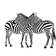 povoljno -Životinje / 3D Zid Naljepnice Zidne naljepnice Dekorativne zidne naljepnice,VINYL Materijal Ponovno namjestiti / OdstranjivoPočetna