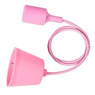 abordables Conectores-YouOKLight 1 pieza E27 Enchufe de la luz El plastico