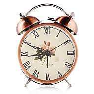 お買い得  -デジタル メタル 目覚まし時計,自動