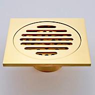 abordables Gadgets de Baño-Desagüe Moderno Latón Aleación de zinc 1 pieza - Baño del hotel