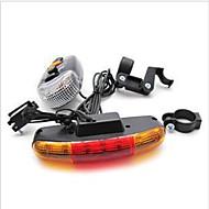 Bike Light,Bike Lights-1 Mode 100 Lumens Easy to Carry Otherx2 USB Cycling/Bike Black Bike