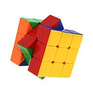 ieftine Jucării & Hobby-uri-Magic Cube IQ Cube DaYan Zhanchi 5 55mm 3*3*3 Cub Viteză lină Cuburi Magice Jucării Educaționale puzzle cub Stickerless nivel profesional Viteză Zi de Naștere Clasic & Fără Vârstă Pentru copii Adulți