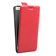 Для Кейс для Huawei Бумажник для карт / Защита от удара / Защита от пыли / Флип Кейс для Чехол Кейс для Один цвет ТвердыйИскусственная