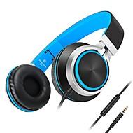 Kanen C8 Slušalice s mikrofonom (traka oko glave)ForMedia Player / Tablet / mobitel / RačunaloWithS mikrofonom / Kontrola glasnoće