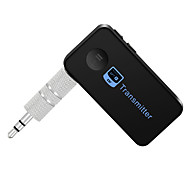 cheap Car Electronics-Bluetooth Transmitter Music Audio Stereo with 3.5mm Audio Output For Bluetooth Speakers or Headphones