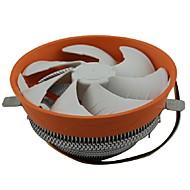 ventiladores de refrigeración de la CPU del ordenador de bajo ruido