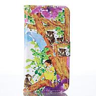 для Samsung Galaxy a3 a5 +2017 дерева кожаный бумажник для Samsung Galaxy a3 a5 a7 2016 2017