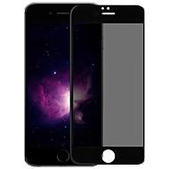 Недорогие Защитные пленки для iPhone-zxd 3d полный экран анти писк телефона защитная пленка для iphone 7 мягкого края протектора экрана пленки