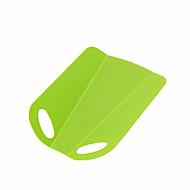 πτυσσόμενο αντιολισθητικό τεμάχιο κοπής-τυχαίο χρώμα 1pc, εργαλείο κουζίνας