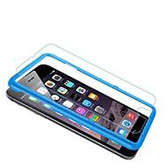 Недорогие Защитные плёнки для экрана iPhone-Защитная плёнка для экрана Apple для iPhone 6s iphone 6 / 6s iPhone 6s / 6 iPhone 6 PVC 1 ед. Аппликатор для простой установки