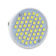 halpa -gu10 gx5.3 led spotlight mr16 48 smd 2835 300lm lämmin valkoinen kylmä valkoinen 2700-6500k koriste ac 220-240v