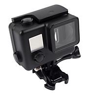tanie Kamery sportowe i Akcesoria do GoPro-Wodoszczelna obudowa Wodoodporne Dla Action Camera Gopro 4 Silver Gopro 4 Black Univerzál Nurkowanie Other