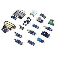 お買い得  Arduino 用アクセサリー-ラズベリーパイ3bと/ 2B / bについて1センサモジュールキットでeicoosi 16