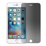 Недорогие Защитные плёнки для экрана iPhone-Защитная плёнка для экрана Apple для iPhone 6s iPhone 6 iPhone SE/5s Закаленное стекло 1 ед. Защитная пленка для экрана 2.5D закругленные