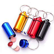cheap Toys & Hobbies-Key Chain Toys Key Chain Multifunction Cylindrical Metal Aluminium High Quality Pieces Birthday Children's Day Gift
