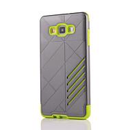 Til Samsung Galaxy A7 (2016) A5 (2016) Stødsikker Taske Bag Cover Sæt Farve Hard PC A9 A7 A5