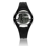 Vilam Παιδικά Αθλητικό Ρολόι Ρολόι Καρπού Ψηφιακό ρολόι Ψηφιακό LCD Ημερολόγιο Ανθεκτικό στο Νερό Χρονόμετρο Plastic ΜπάνταΚινούμενα
