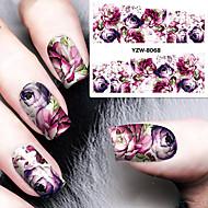 1 Nail Art Sticker Watertransfer decals make-up Cosmetische Nail Art Design