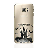 billige Galaxy S6 Edge Plus Etuier-Etui Til Samsung Galaxy S7 edge S7 Ultratyndt Bagcover Anden Blødt TPU for S7 edge S7 S6 edge plus S6 edge S6