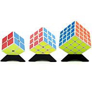 루빅스 큐브 YongJun 부드러운 속도 큐브 2*2*2 3*3*3 4*4*4 속도 전문가 수준 매직 큐브 광장 새해 크리스마스 어린이날 선물