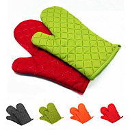 tanie Narzędzia kuchenne-Narzędzia kuchenne Silikonowy Termiczne Pot Holder & Oven Mitt do pizzy