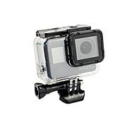 お買い得  スポーツカメラ & GoPro 用アクセサリー-GoPro アクセサリ,防水ハウジング 防水, のために-Action Camera,GoProヒーロー5 ダイビング サーフィン プラスチック