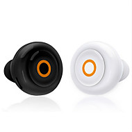 Mini Bluetooth Headset Wireless In Ear Earphone Stereo Music Earbuds Microphone Car Handsfree Universal Mobile Headsets