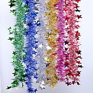 billige Dekorasjon til hjemmet-Jule Dekorative Bånd 6stk