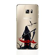 billige Galaxy S7 Edge Etuier-Etui Til Samsung Galaxy S7 edge S7 Ultratyndt Bagcover Anden Blødt TPU for S7 edge S7 S6 edge plus S6 edge S6