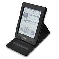 お買い得  Kindle用ケース/カバー-ケース 用途 Amazon フルボディーケース タブレットケース 純色 ハード PUレザー のために
