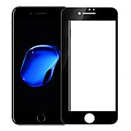 Недорогие Модные популярные товары-Защитная плёнка для экрана Apple для iPhone 7 Plus Закаленное стекло 1 ед. Защитная пленка на всё устройство Взрывозащищенный Уровень