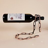 Casiers à Bouteilles Fonte,24*14*19.5CM Du vin Accessoires