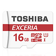 Toshiba 16Gt Micro SD-kortti TF-kortti muistikortti UHS-I U1 Class10 EXCERIA