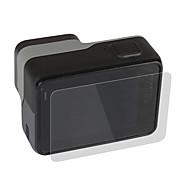 お買い得  スポーツカメラ & GoPro 用アクセサリー-液晶保護シート タッチスクリーン ために アクションカメラ Gopro 5 Sport DV ユニバーサル PVC