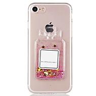 用途 iPhone 8 iPhone 8 Plus iPhone 7 iPhone 7 Plus iPhone 6 ケース カバー リキッド バックカバー ケース セクシーレディ ソフト TPU のために Apple iPhone 8 Plus iPhone 8