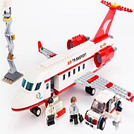 Figurki i zabawki pluszowe Klocki na prezent Klocki Samolot Samochód 5-7 lat 8-13 lat 14 lat i powyżej Zabawki