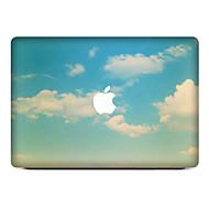 1 stk Ridsnings-Sikker Landskab Transparent plastik Klistermærke Mønster ForMacBook Pro 15'' with Retina MacBook Pro 15 '' MacBook Pro