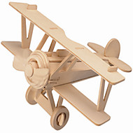 cheap Toys & Hobbies-Wooden Puzzles Plane / Aircraft House Professional Level Wood Christmas Carnival Children's Day