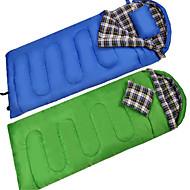 Vreća za spavanje Pravokutna vreća Za jednu osobu 10 Hollow Pamuk DoleX30 Pješačenje Kampiranje Putovanje Outdoor UnutrašnjiProzračno