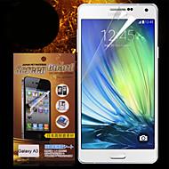voordelige Screenprotectors voorSamsung-beschermende hd screen protector voor de Samsung Galaxy a3 (3 stuks)